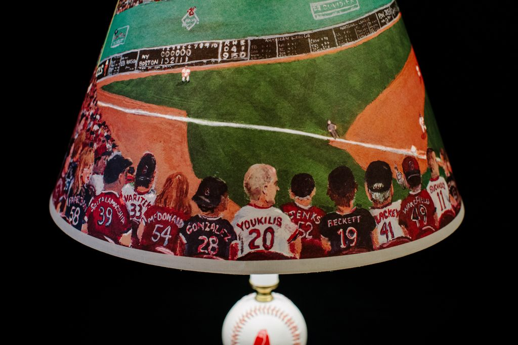 Were loving baseball and the boston red sox lamp concord lamp concord lampe and shade2 mozeypictures Choice Image