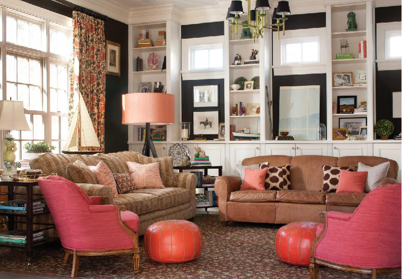 spring 2014 interior design trend pastels concord lamp and shade