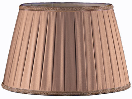 Silk lampshades box pleats part 2 concord lamp and shade image 1 rolled box pleat1 aloadofball Image collections