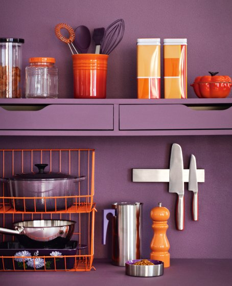 rradiant orchid - kitchen