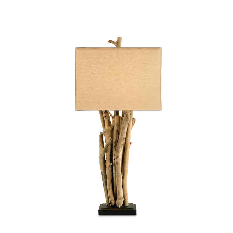 Driftwood Table Lamp