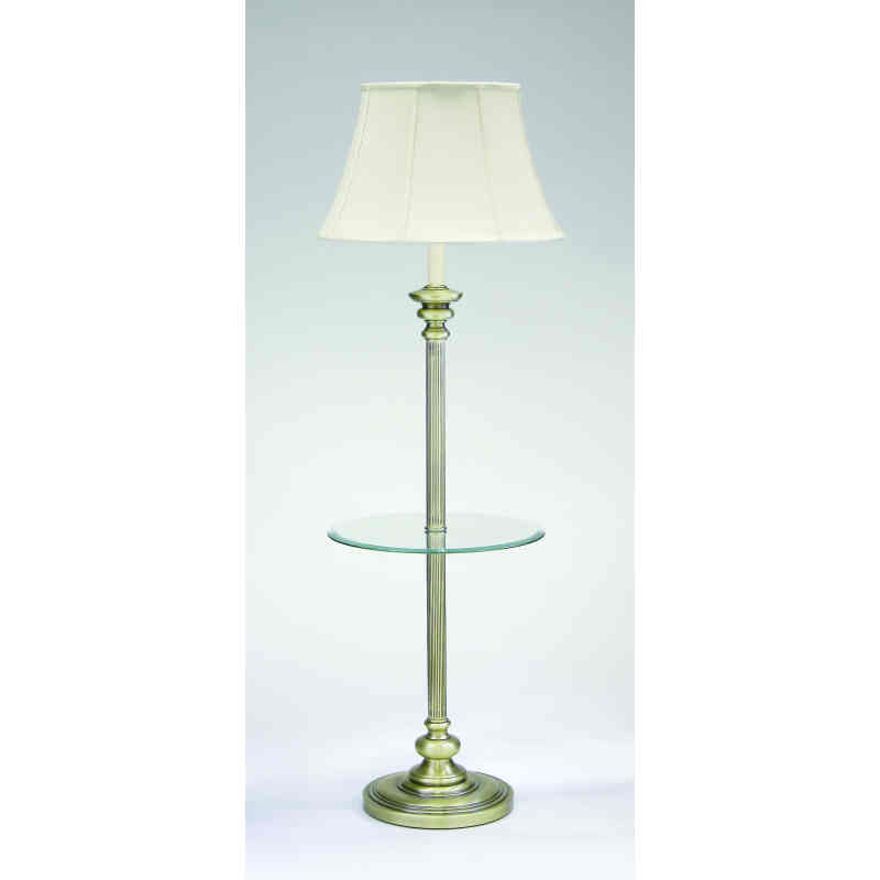 Newport Floor Lamp with Table