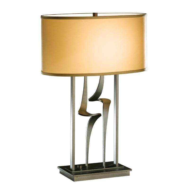 Hubbardton Forge Wrought Iron Antasia Table Lamp Concord
