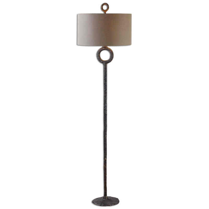 Uttermost Ferro Cast Iron Table Lamp Concord Lamp And Shade