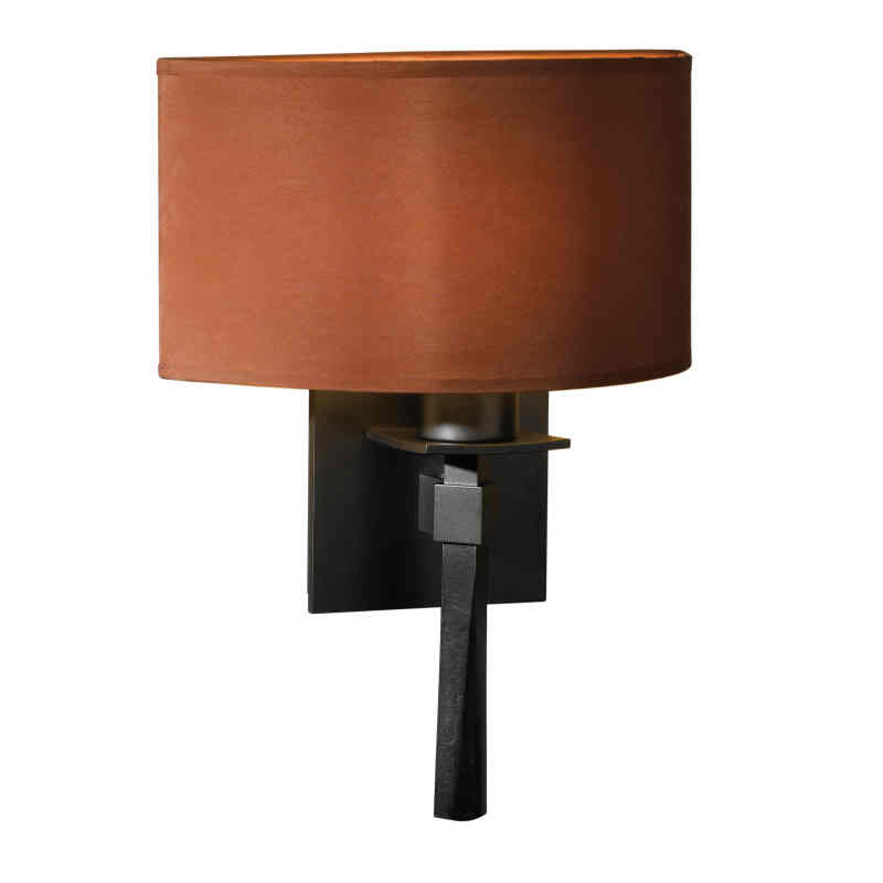 Hubbardton Forge Glass Shades: Hubbardton Forge Beacon Hall Wall Sconce With Glass Or