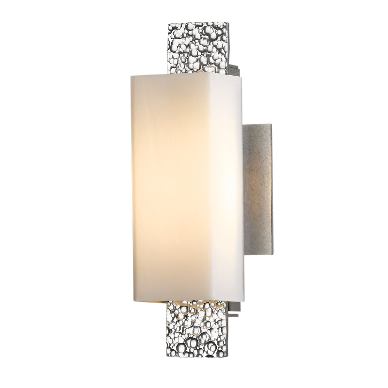 Hubbardton Forge Glass Shades: Hubbardton Forge Oceanus Wall Sconce With Glass Options