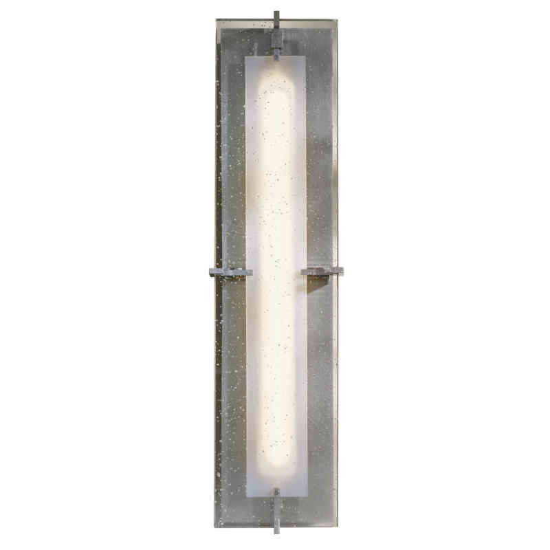 Large Led Wall Lights : Hubbardton Forge Ethos LED Wall Sconce, Large - Concord Lamp and Shade