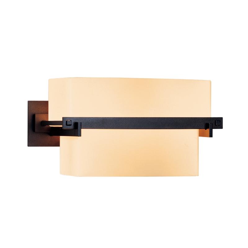 Hubbardton Forge Glass Shades: Hubbardton Forge Kakomi Wall Sconce With Glass Options