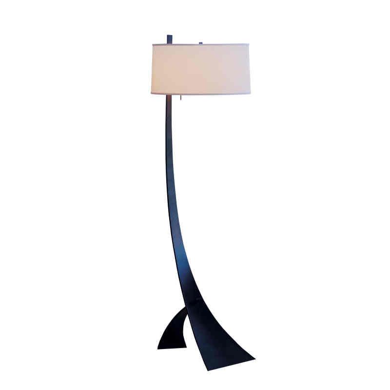 Hubbardton Forge Lamp Shades: Hubbardton Forge Stasis Floor Lamp With Shade Options