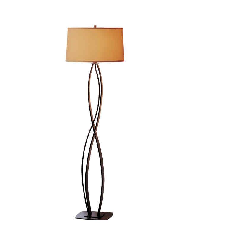 Hubbardton Forge Lamp Shades: Hubbardton Forge Almost Infinity Floor Lamp