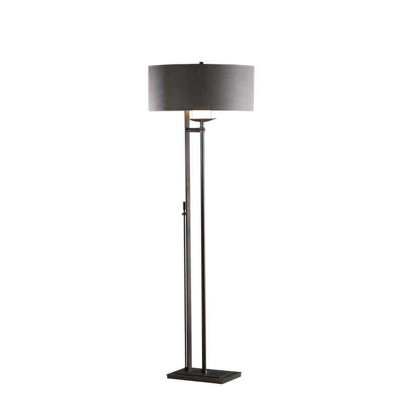 Hubbardton Forge Rook Floor Lamp Concord Lamp And Shade