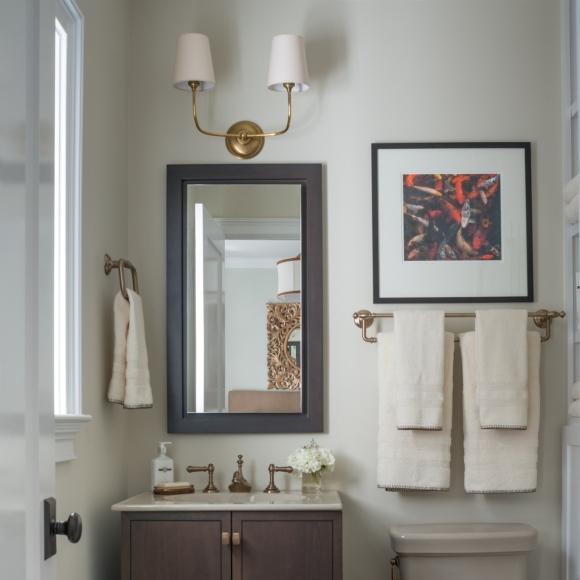 2 Light Bath Sconces