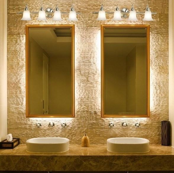 4 and 5 Light Bath Sconces