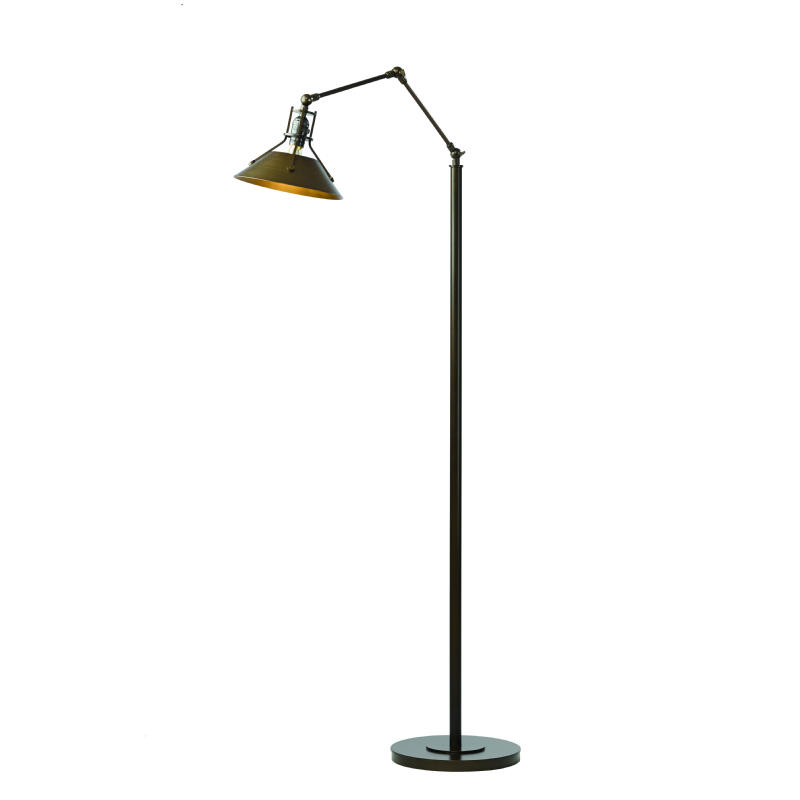 242215_05_NO_Hubbardton Forge Henry Pharmacy Floor Lamp in Bronze with Brass Accents