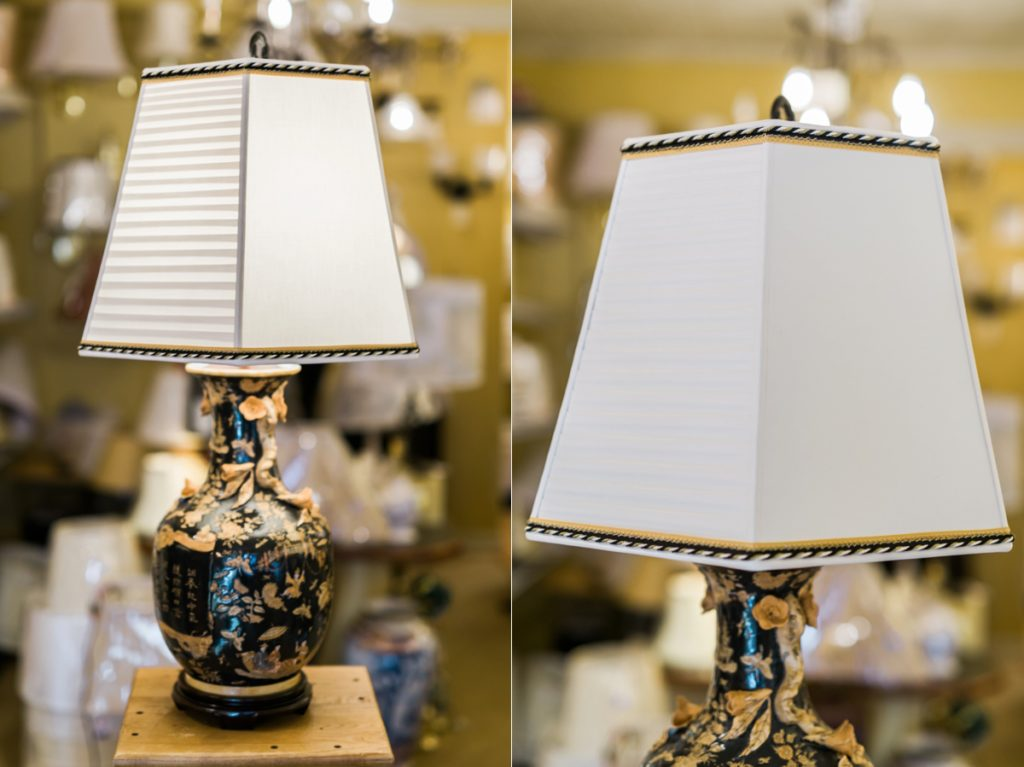 Concord Lamp & Shade - Custom Shades