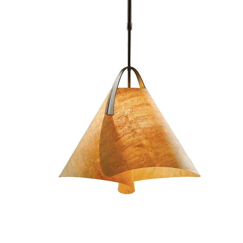 Hubbardton Forge Lamp Shades: Hubbardton Forge Mobius Pendant With Shade Options
