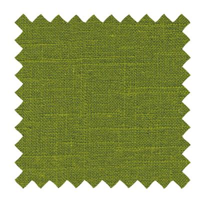 L524 - Textured Linen in Apple Green