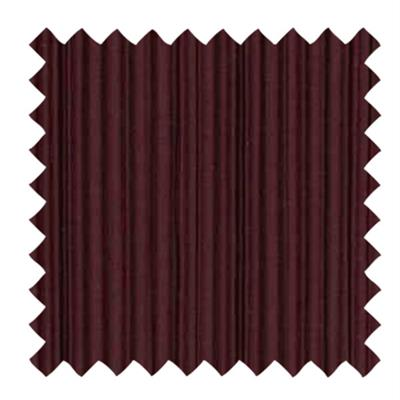L850 - Mushroom Pleat in Burgundy