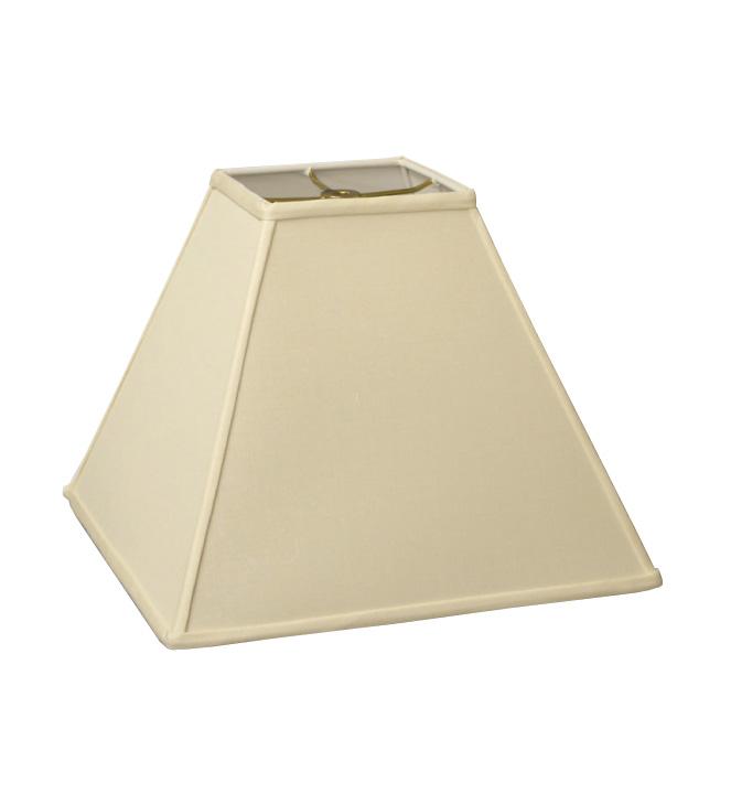 Deep Square Hardback Lampshades